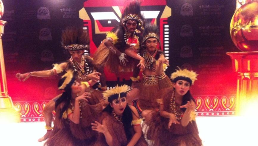 Foto-3 Sewa Jasa Tari Papua 085693643738 berita-info