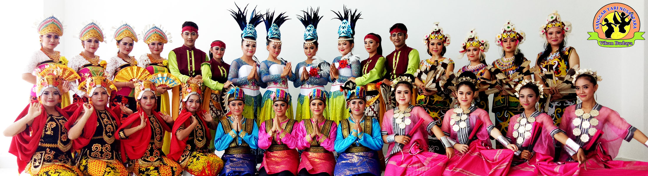 Indonesia Traditional Dancer